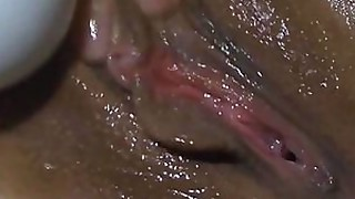 chick mature milf moan oil pussy wet