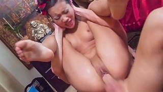 shaved massage ass chinese hot facials cumshot blowjob little