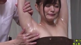 massage japanese ass