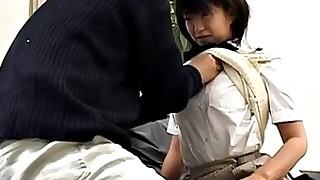 japanese dolly classroom blowjob uniform teen sucking schoolgirl