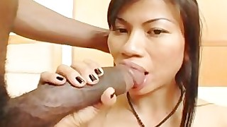 big-tits big-cock doggy-style huge-cock interracial small-tits little monster pussy