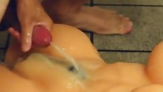 cumshot dolly fuck hot korean masturbation oil orgasm shower
