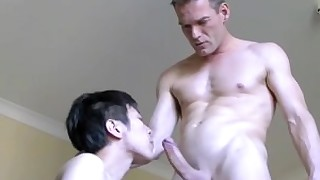 huge-cock fuck daddy big-cock anal