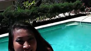 pov outdoor girlfriend beauty anal