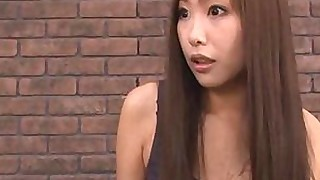 threesome squirting rough japanese hot fuck