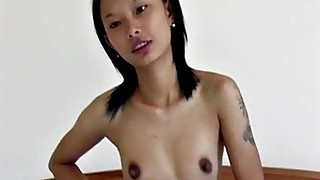 blowjob brunette big-cock creampie cumshot hairy hot prostitut slender