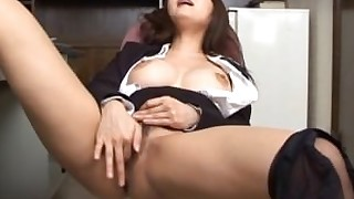 japanese hairy fetish masturbation solo vagina