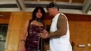 black threesome prostitut oral interracial double-penetration blowjob