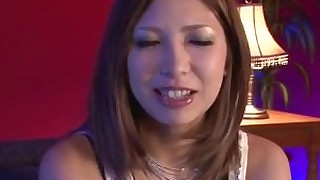 blowjob brunette couple deepthroat hardcore hot japanese licking masturbation