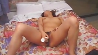 amateur brunette couple hairy japanese small-tits little masturbation toys