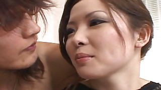 blowjob brunette cumshot gang-bang hairy hd horny hot japanese