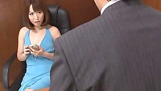 anal chick fingering fuck japanese office threesome