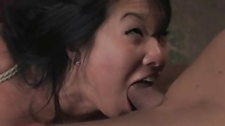 bdsm blowjob big-cock doggy-style fingering hardcore japanese milf mouthful